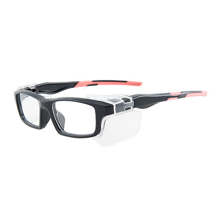 Prescription Safety Glasses With Side Shields - PS410